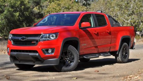 Images of Chevrolet Colorado