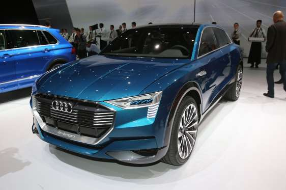 Audi Electric SUV To Be Created In Belgium