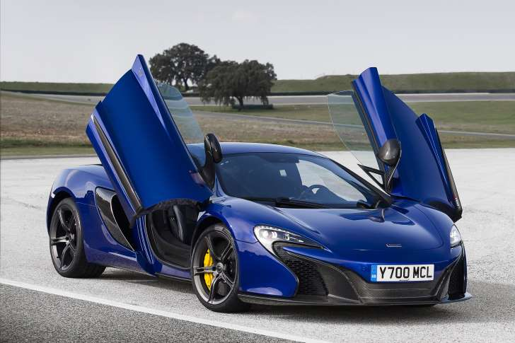 McLaren Is Developing The Exceptional Modern Sports Car - Cheap modern sports cars