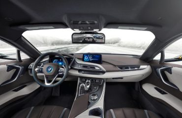 Images of BMW i8 mirrorless