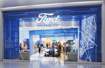 Images of Ford Hub
