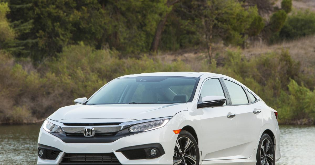 2016 honda civic stop sale issued for Honda civic 2016 top speed