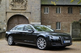 Audi A8 pictures