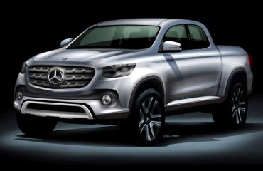 Images of Mercedes Benz Pickup