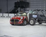2016 Mini Cooper IIHS Side Crash Test