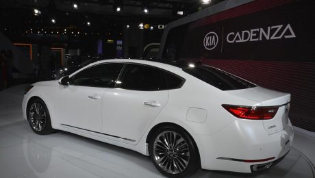 Images of 2017 Kia Cadenza