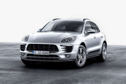 Images of 2017 Porsche Macan