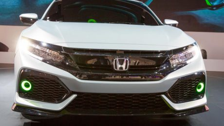 Images of Honda Civic Prototype, Geneva motor show