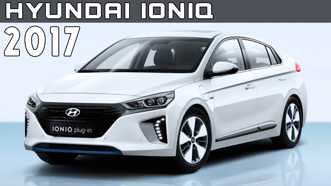 geneva motor show 2017 hyundai ioniq unveiled. Black Bedroom Furniture Sets. Home Design Ideas