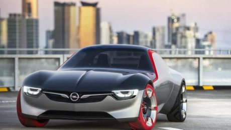 Opel GT concept images