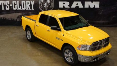 Images of Ram 1500 Yellow Rose of Texas Edition Pickup