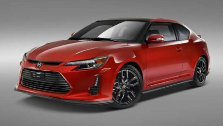Scion tC Release Series 10.0