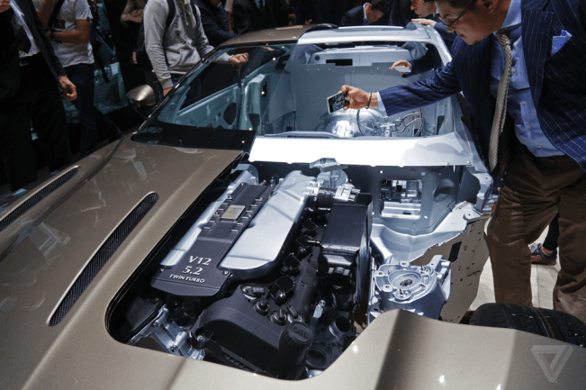 Aston Martin DB11 Gets Official In Geneva