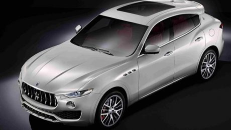Images of Maserati Levante