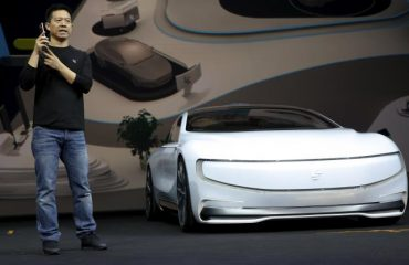Lesee concept car