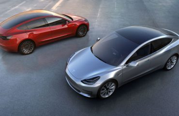 Images of 2017 Tesla Model 3