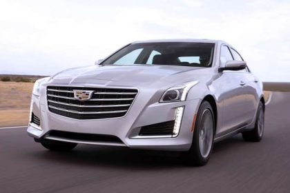 Cadillac CTS V pictures