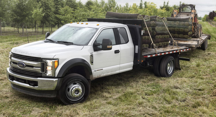 ford launched its all new 2017 ford f series super duty pickup with. Black Bedroom Furniture Sets. Home Design Ideas