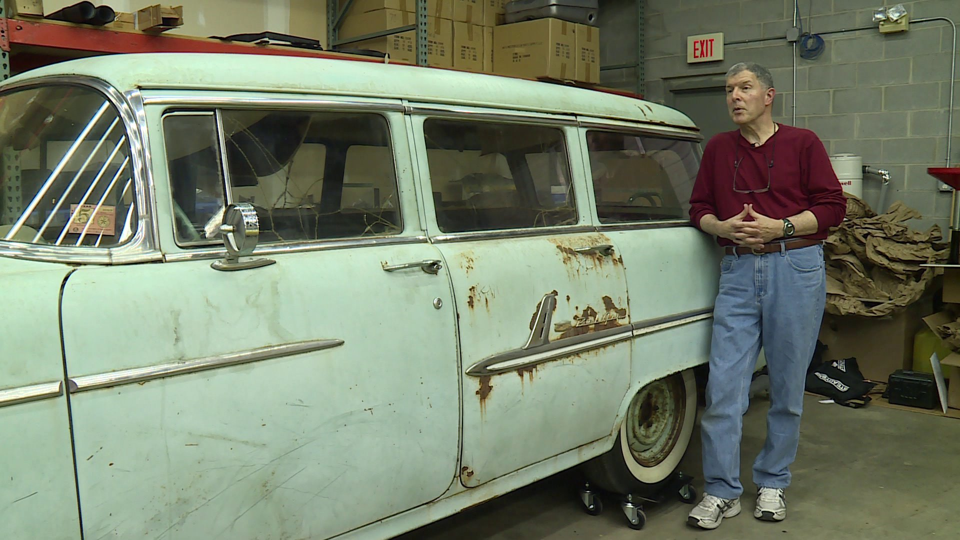 the car that was linked to jfk assassination ended up in virginia