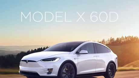 Images of Tesla Model X 60D