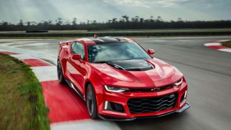 Images of 2017 Chevrolet Camaro ZL1