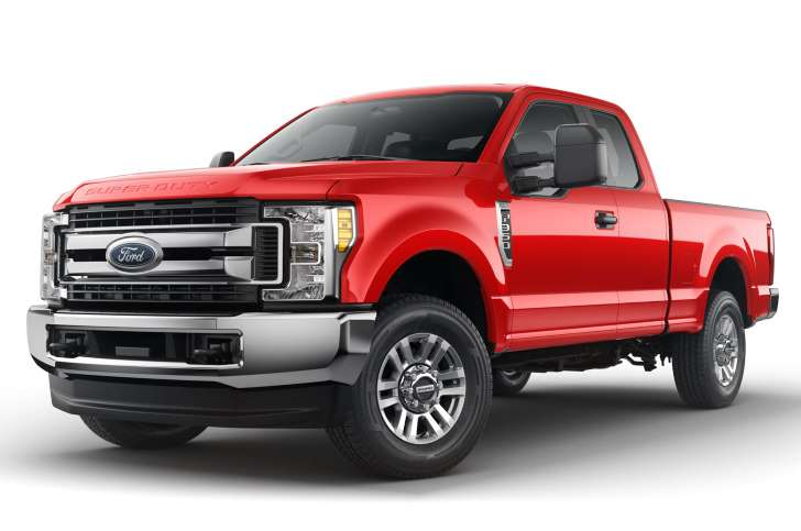 ford includes stx trim to 2017 f 150 super duty lineups. Black Bedroom Furniture Sets. Home Design Ideas