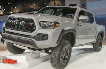Images of 2017 toyota tacoma trd pro
