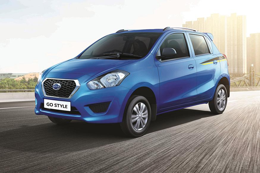 India Datsun Go And Go Style Limited Edition Launched