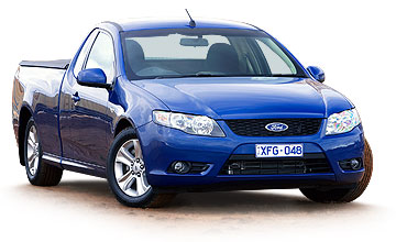 Images of Ford Falcon Ute