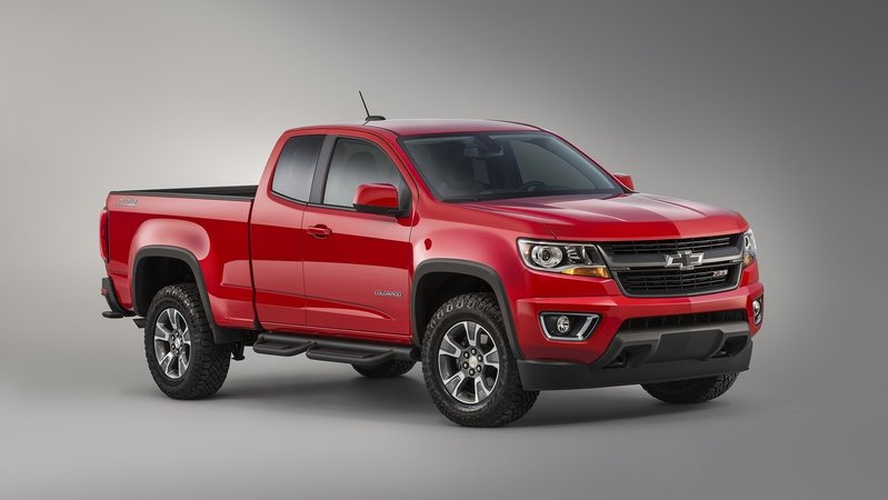 Chevrolet Colorado Bound for Dealerships in 4th Quarter