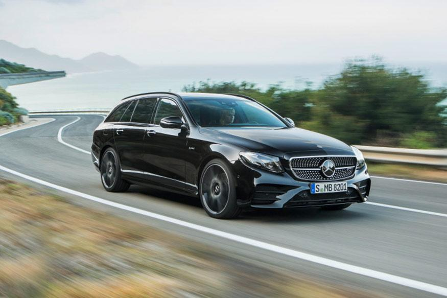 Mercedes Benz E Class Sedan Amp Station Wagon Receive The
