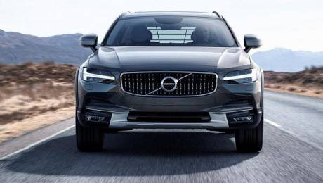 Images of Volvo V90 Cross Country