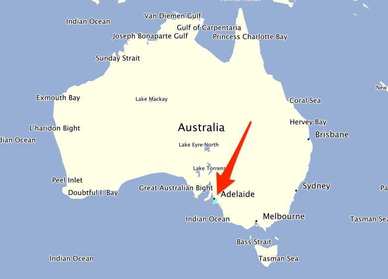 Where Is Adelaide Australia On The Map.Where Is Adelaide Australia On The Map Twitterleesclub