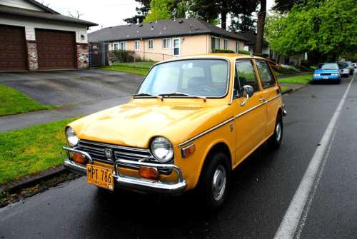 First Ever Honda Car In The US Was Restored To Perfection