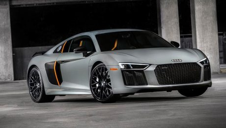2017 Audi R8 V10 plus exclusive edition images