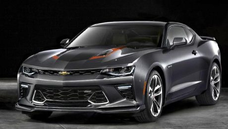 2017 Chevrolet Camaro 50th Anniversary Edition images