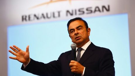 Carlos Ghosn Renault-Nissan Alliance CEO