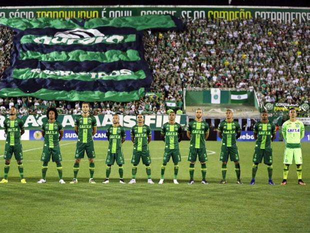 Brazil mourns after plane crash decimates club team