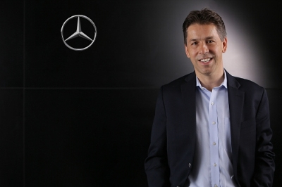 Mercedes-Benz USA, CEO Dietmar Exler