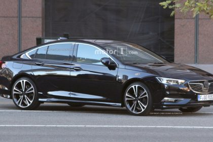 2018 buick regal sedan and wagon spy photos revealed. Black Bedroom Furniture Sets. Home Design Ideas