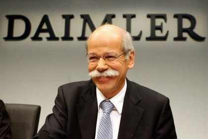 Dieter Zetsche, CEO of Daimler