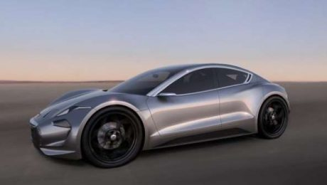 Images of Fisker EMotion