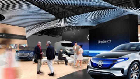 Mercedes Benz CASE strategy to showcased at 2017 International CES