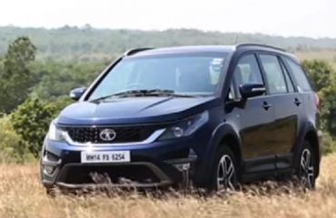 Images of Tata Hexa