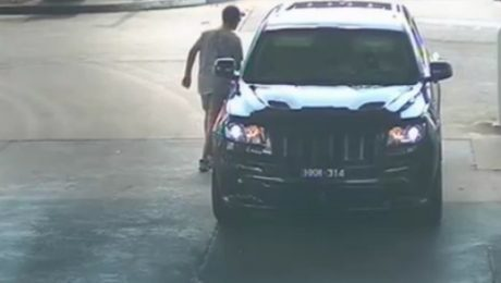 Car having Christmas gifts stolen in Melbourne