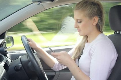 Phone calls during driving