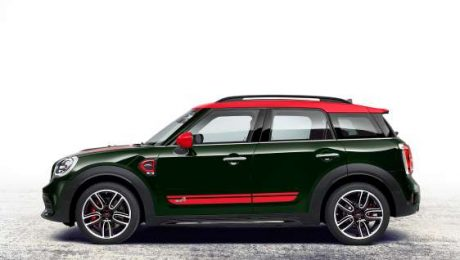 2018 Mini John Cooper Works Countryman ALL4 images