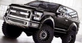 new ford bronco looks a lot like the ford ranger four door. Black Bedroom Furniture Sets. Home Design Ideas