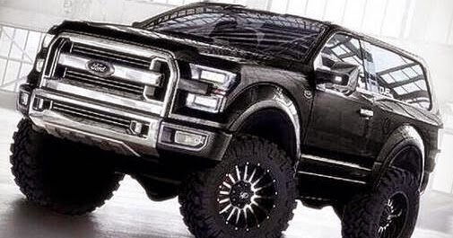 Images of Ford Bronco
