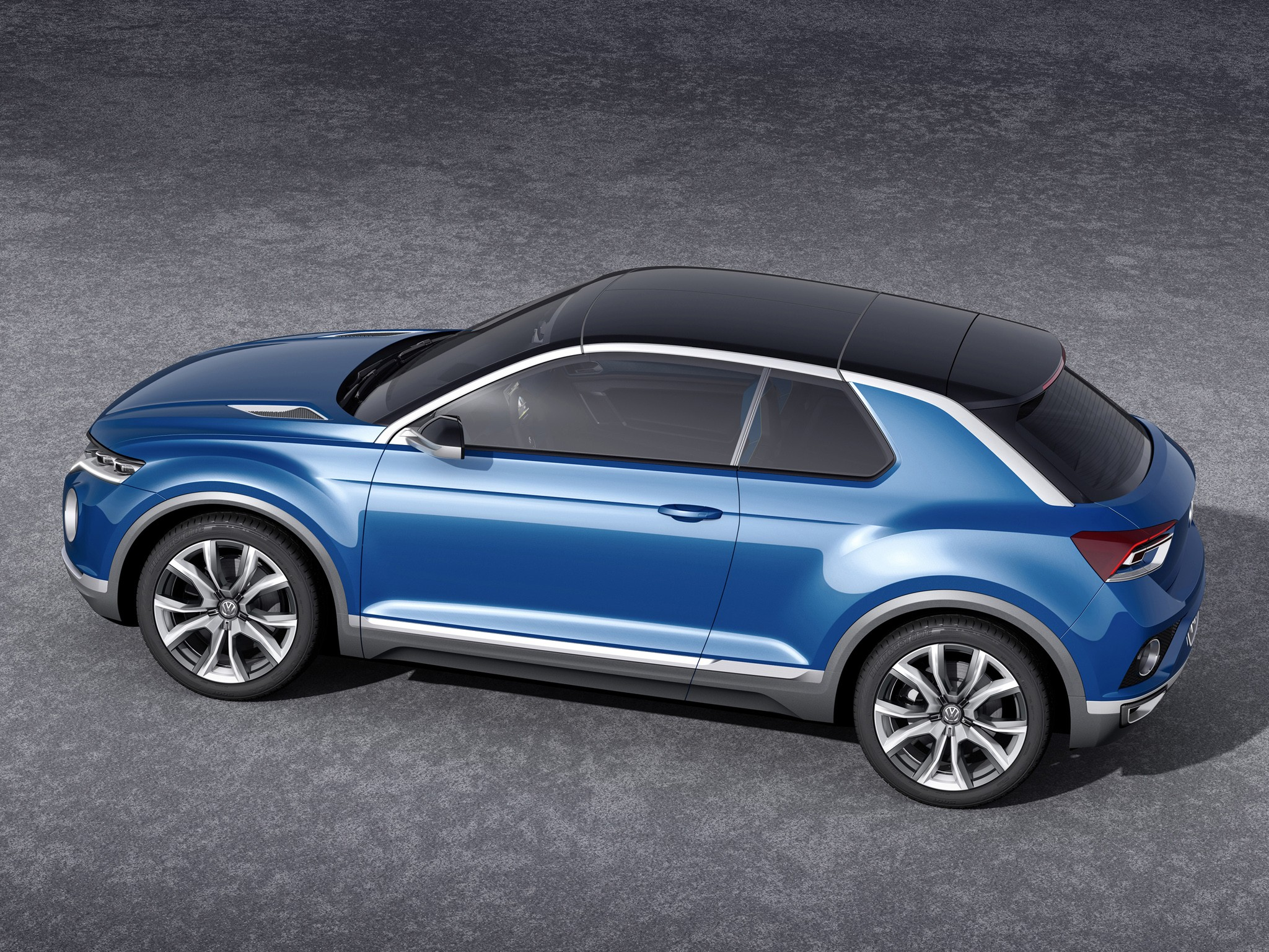 volkswagen t roc to go on sale in 2017. Black Bedroom Furniture Sets. Home Design Ideas